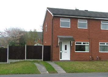 Thumbnail 2 bed semi-detached house for sale in Old Liverpool Road, Warrington