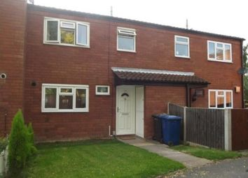 Thumbnail 3 bed terraced house for sale in Trefoil, Tamworth, Staffordshire