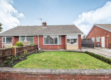 Thumbnail 2 bed semi-detached bungalow for sale in Brackenhill Avenue, Selby