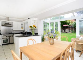 Thumbnail 4 bed detached house for sale in King George Avenue, Petersfield