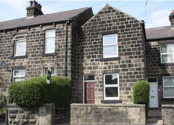 Thumbnail 1 bed terraced house to rent in Broadgate Lane, Horsforth