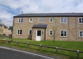 Thumbnail 1 bed flat for sale in Pike Close, Hayfield, High Peak