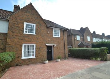 Thumbnail 3 bed semi-detached house to rent in Saxon Drive, London