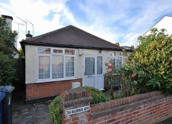 Thumbnail 3 bed bungalow for sale in Balmoral Gardens, Ealing, London