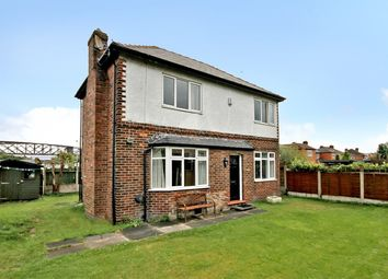 3 bed detached house for sale in Cross Lane, Grappenhall, Warrington WA4