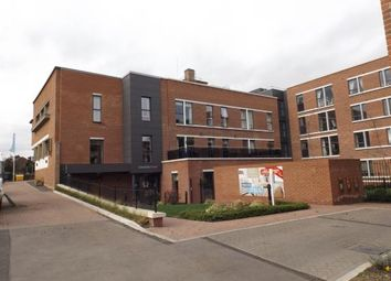 Thumbnail 1 bedroom flat for sale in Glen Hills Court, Little Glen Road, Leicester, Leicestershire