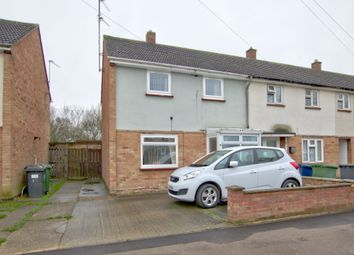 Thumbnail 2 bed end terrace house for sale in Hawkins Road, Cambridge
