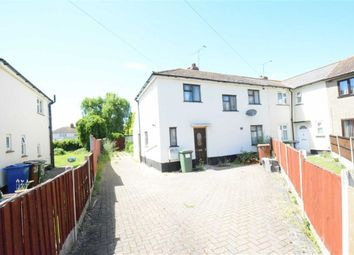 Thumbnail 3 bed end terrace house to rent in Southey Walk, Tilbury, Essex