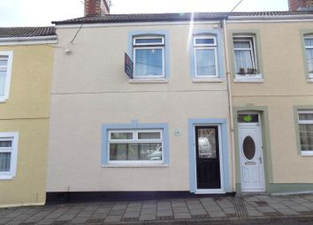Thumbnail 2 bed terraced house for sale in Evans Street, Kenfig Hill, Bridgend