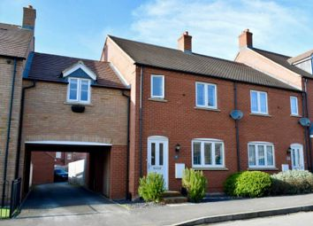 Thumbnail 3 bed terraced house for sale in Valerian Way, Stotfold