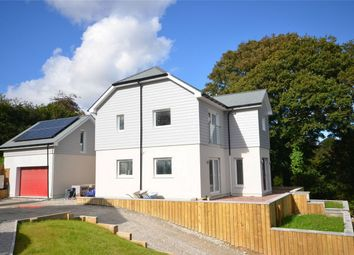Thumbnail 5 bedroom detached house for sale in Tresillian, Truro, Cornwall