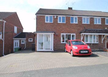Thumbnail 3 bed semi-detached house for sale in Howley Grange Road, Halesowen