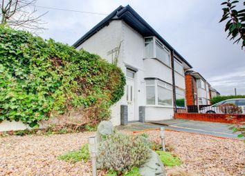 Thumbnail 2 bed semi-detached house for sale in Winton Avenue, Blackpool