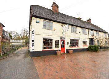 High Street, Brasted, Westerham, Kent TN16. 4 bed semi-detached house for sale