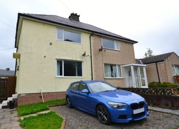 Thumbnail 2 bed semi-detached house for sale in Robert Owen Place, Cleator Moor, Cumbria