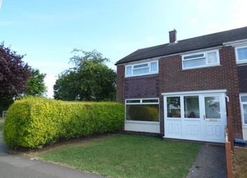 Thumbnail 3 bed end terrace house for sale in Sussex Road, Bletchley, Milton Keynes, Buckinghamshire