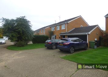 Thumbnail 4 bedroom detached house to rent in Dunsberry, Bretton, Peterborough, Cambridgeshire.