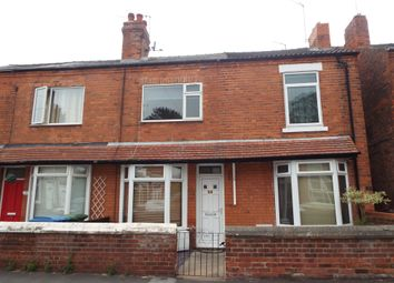 Thumbnail 2 bedroom terraced house to rent in Harrington Street, Worksop