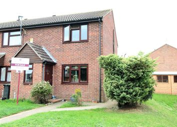 Thumbnail 3 bed end terrace house for sale in Paget Close, Needham Market, Ipswich