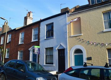 Thumbnail 1 bed terraced house for sale in Bicton Street, Exmouth, Devon