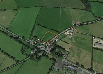 Thumbnail Land for sale in Cross Roads, Lewdown, Okehampton