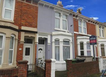 Thumbnail 3 bedroom terraced house for sale in Beaulieu Road, Portsmouth