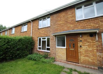 Thumbnail 4 bed terraced house to rent in Woodley Close, Romsey