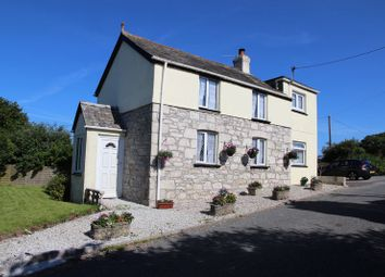 Thumbnail 3 bed detached house for sale in Quoit, St. Columb
