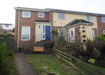 Thumbnail 2 bed end terrace house to rent in Westminster Road, Exeter