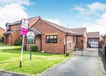 Thumbnail 3 bed detached bungalow for sale in Tabard Road, Eggborough, Goole