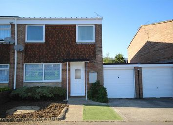 Thumbnail 3 bed semi-detached house for sale in Boldrewood, Swindon