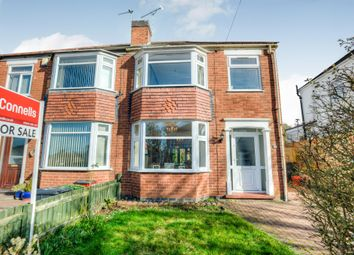 Thumbnail 3 bedroom semi-detached house for sale in Braemar Road, Leamington Spa