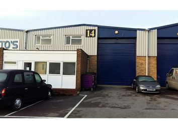 Thumbnail Light industrial to let in Unit 14 Techno Trading Estate, Swindon