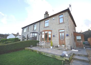 Thumbnail 3 bed semi-detached house for sale in Holmfirth Road, New Mill, Holmfirth, West Yorkshire
