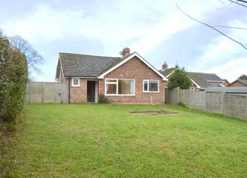 Thumbnail 3 bed detached bungalow for sale in Ramsey Road, Hadleigh, Suffolk