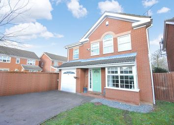 Thumbnail 4 bedroom property to rent in Peregrine Close, Bishops Stortford, Herts