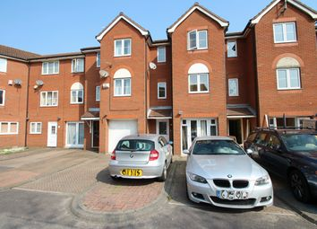 Thumbnail 4 bed town house for sale in Captain's Place, Southampton