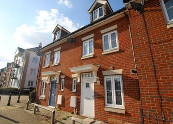 Thumbnail 3 bed town house to rent in Bull Road, Ipswich