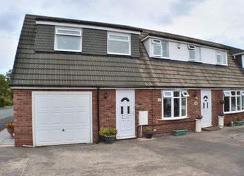 Thumbnail 5 bed semi-detached house for sale in Raven Road, Yoxall, Burton On Trent, Staffordshire