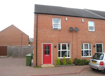 Thumbnail 2 bed mews house to rent in Danes Close, Grimsby