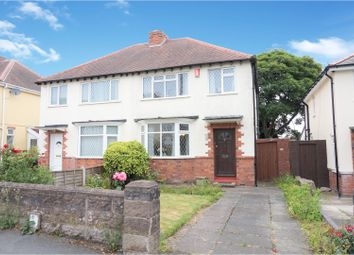 Thumbnail 3 bed semi-detached house for sale in Turls Hill Road, Dudley