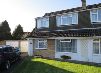 Thumbnail 4 bedroom semi-detached house to rent in South Western Crescent, Parkstone, Poole