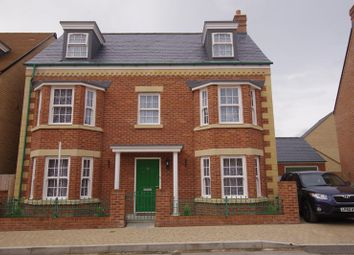 Thumbnail 5 bed detached house for sale in Swindon Road, Swindon