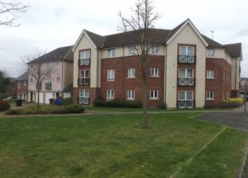 Thumbnail 2 bed flat to rent in Saturn Road, Ipswich
