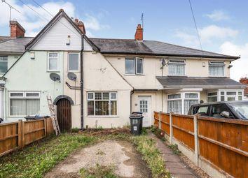 Thumbnail 3 bed semi-detached house for sale in Gorleston Grove, Birmingham