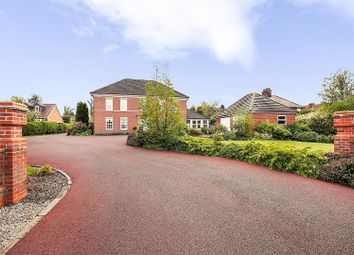 Thumbnail 5 bed detached house for sale in Willesley Road, Ashby-De-La-Zouch