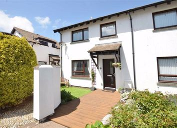 Thumbnail 2 bed semi-detached house for sale in North Hill Close, Furzeham, Brixham