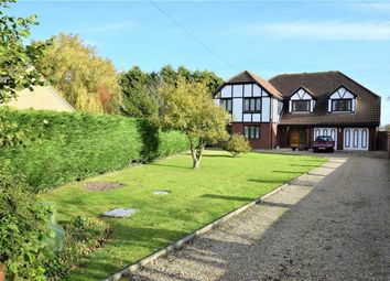 Thumbnail 5 bed property for sale in Croft Lane, Croft, Lincolnshire