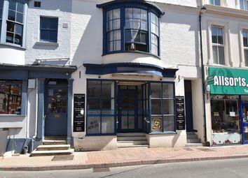 37 St Thomas Street (Fh), Weymouth DT4. Retail premises