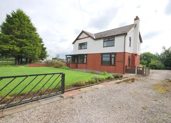 Thumbnail 4 bedroom detached house for sale in Lancaster Road, Out Rawcliffe, Preston